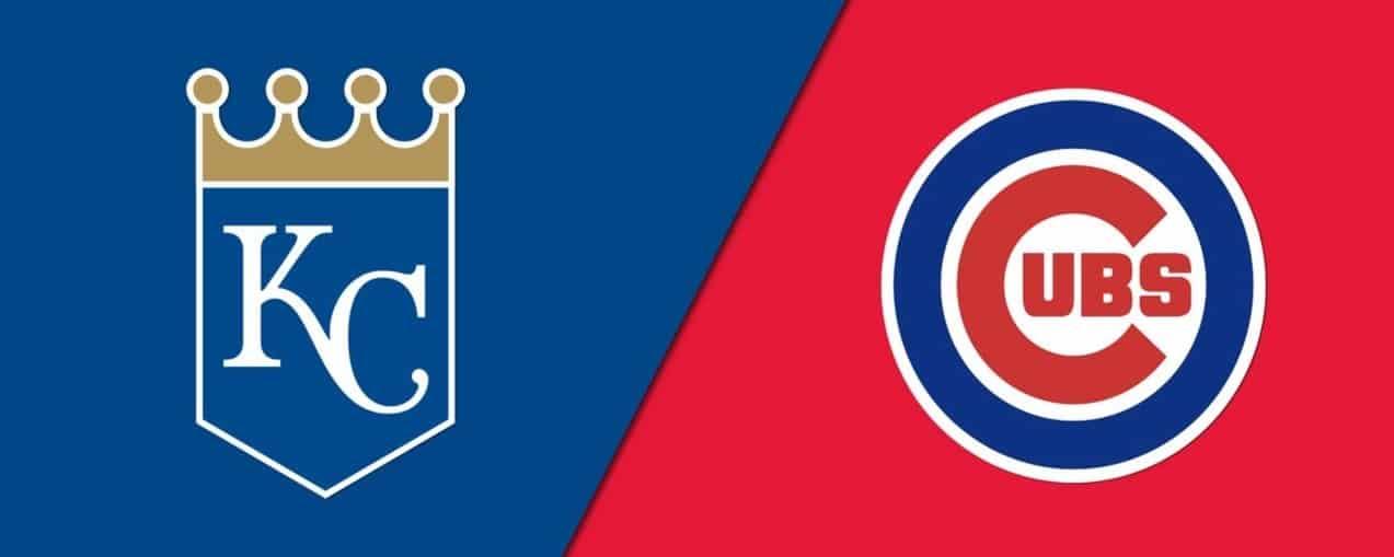 Chicago Cubs at Kansas City Royals