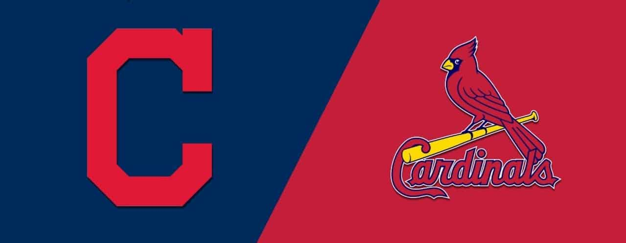 Cleveland Indians at St. Louis Cardinals – MLB Odds, Preview & Prediction – 08/28/20