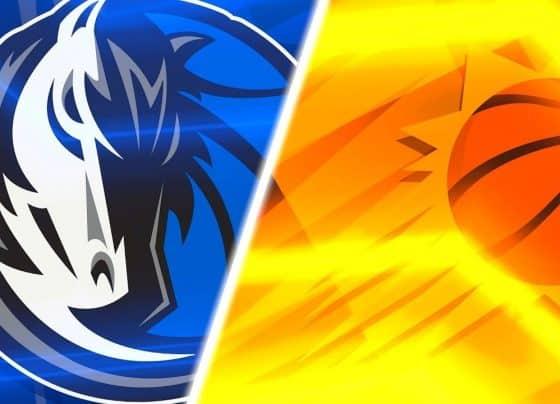 Dallas Mavericks vs. Phoenix Suns