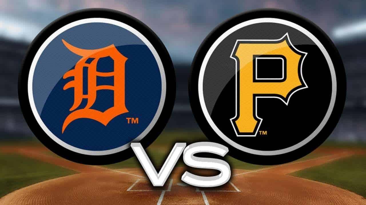 Detroit Tigers at Pittsburgh Pirates