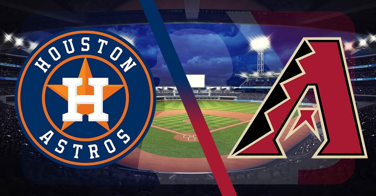 Houston Astros at Arizona Diamondbacks – 08/05/20 – MLB Odds, Preview & Prediction