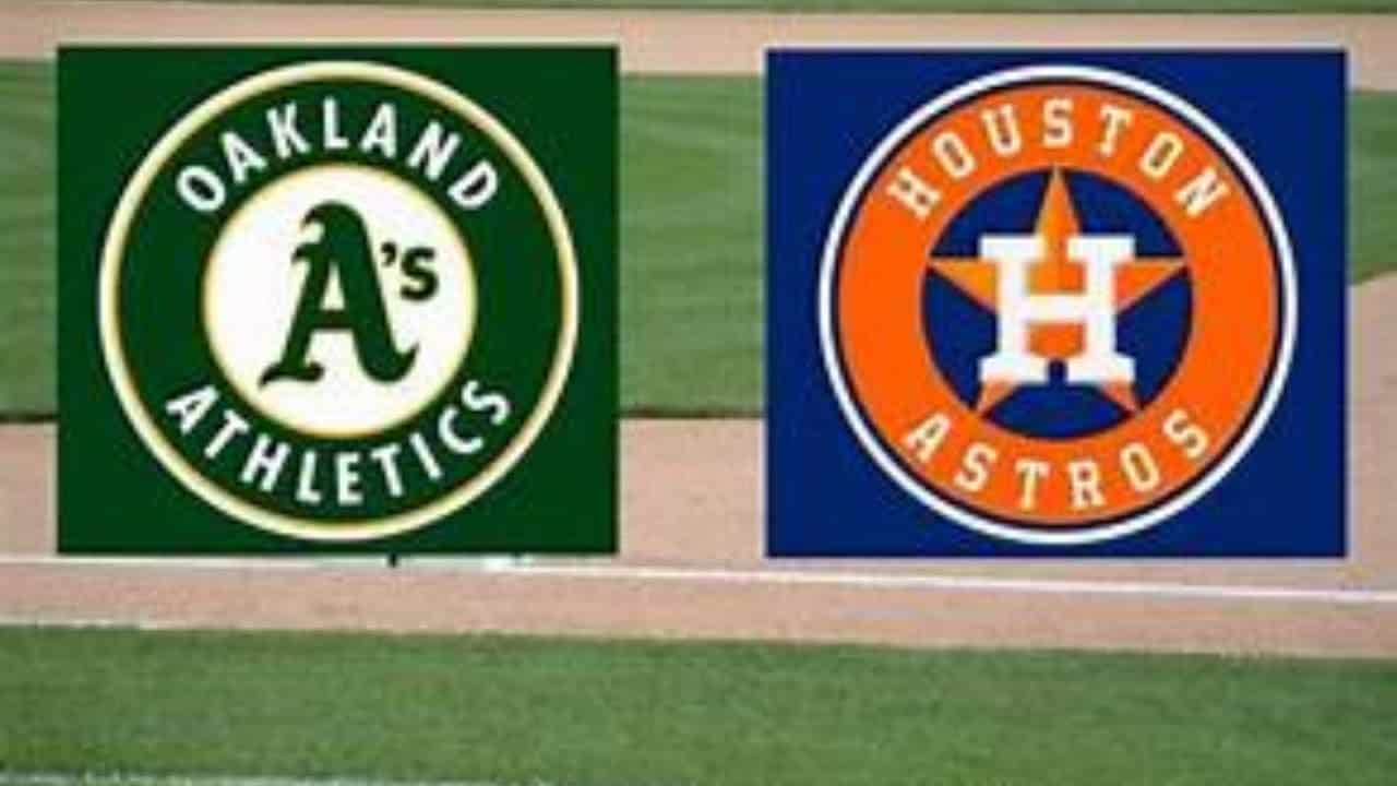 Houston Astros at Oakland Athletics – 08/09/20 – MLB Odds, Preview & Prediction