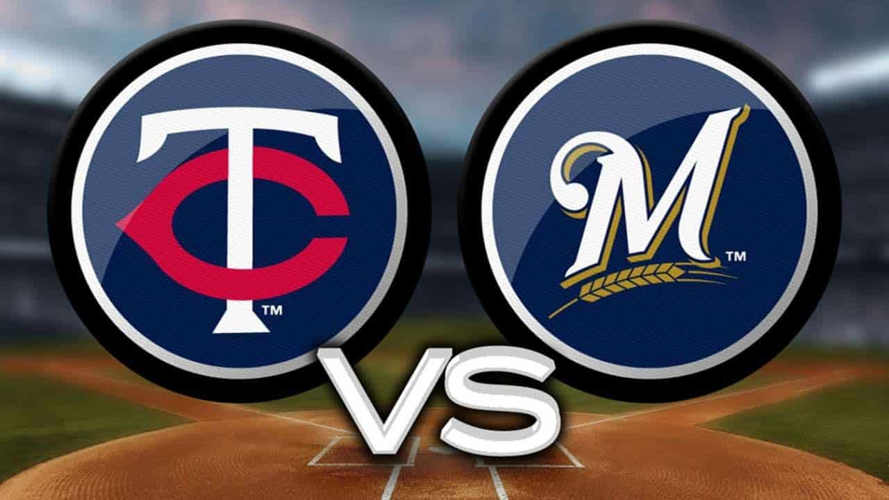 Minnesota Twins at Milwaukee Brewers