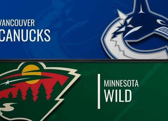 Minnesota Wild vs. Vancouver Canucks