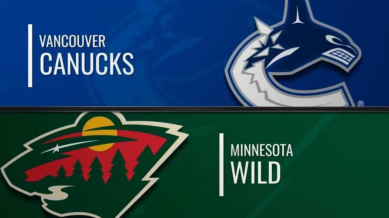 Minnesota Wild vs. Vancouver Canucks – Pick, Odds & Prediction – 8/4/20