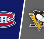 Montreal Canadiens vs. Pittsburgh Penguins