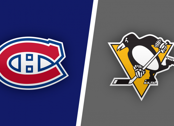 Montreal Canadiens vs. Pittsburgh Penguins