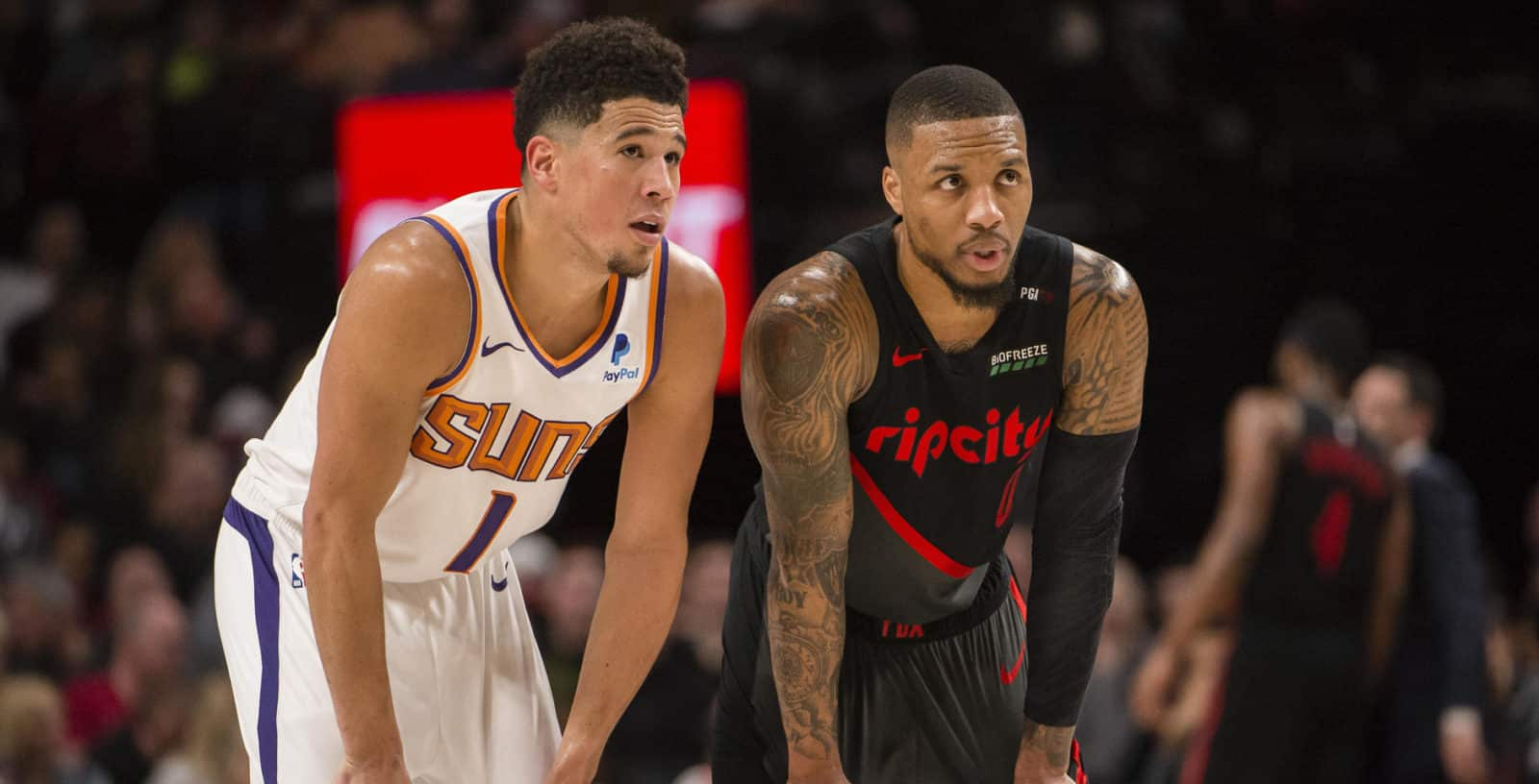 Odds on Who Will Be Named NBA MVP of the Seeding Games