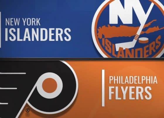 New York Islanders vs. Philadelphia Flyers