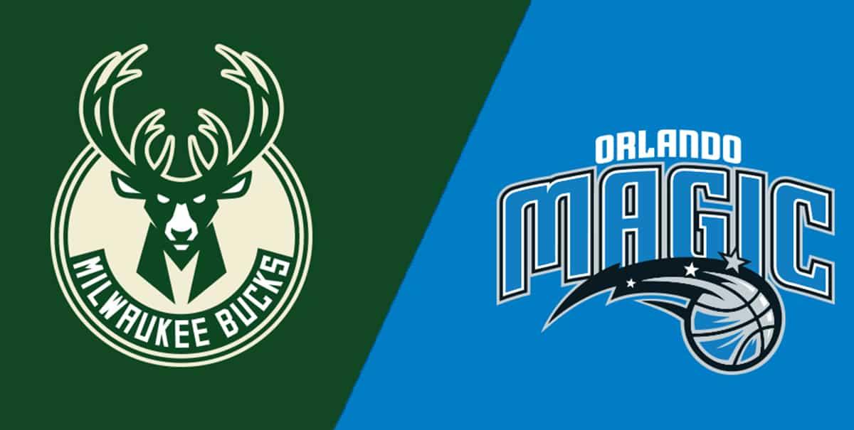 Orlando Magic vs. Milwaukee Bucks