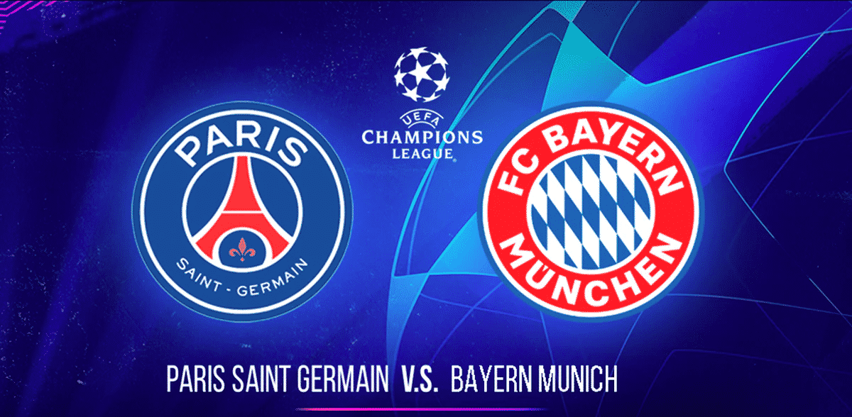 PSG Vs Bayern Munich Champions League Final Odds