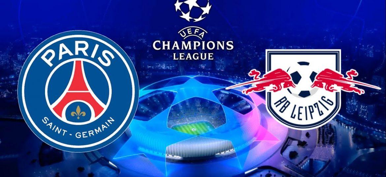 PSG vs RB Leipzig