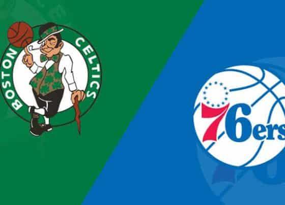 Philadelphia 76ers vs. Boston Celtics
