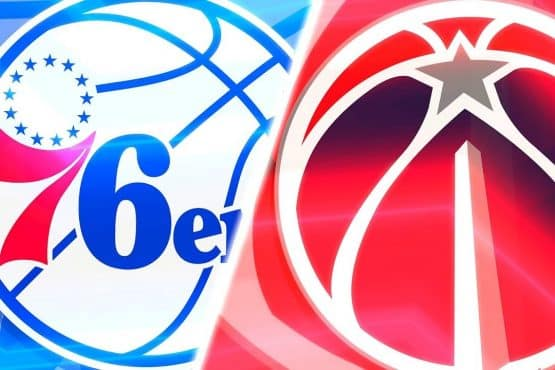 Philadelphia 76ers vs. Washington Wizards