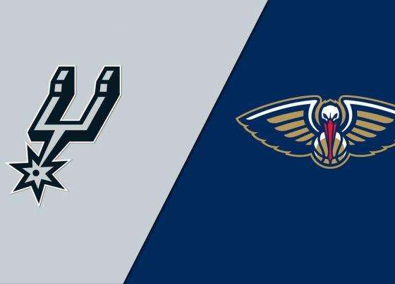San Antonio Spurs vs. New Orleans Pelicans