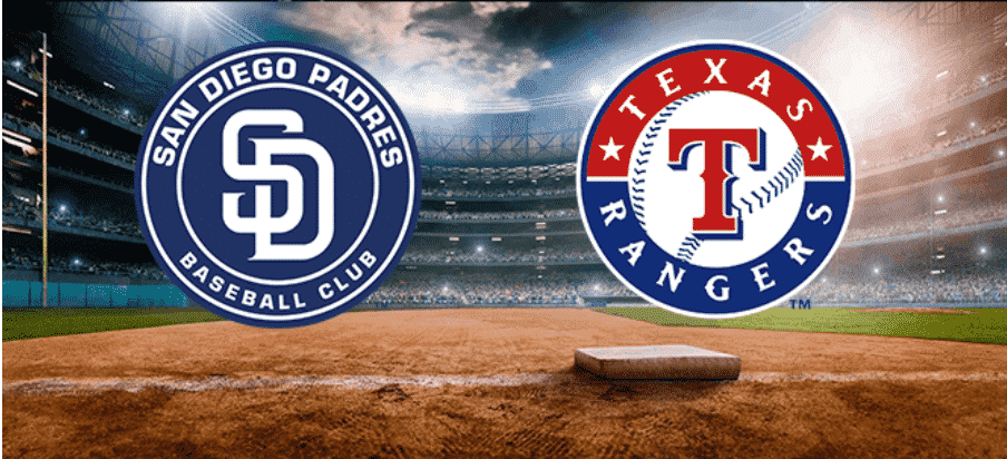 San Diego Padres at Texas Rangers – 08/17/20 – MLB Odds, Preview & Prediction