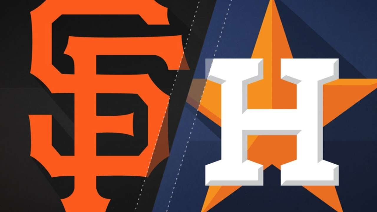 San Francisco Giants at Houston Astros – 08/10/20 -MLB Odds, Preview & Prediction