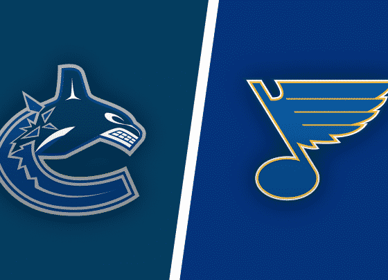 St. Louis Blues vs. Vancouver Canucks