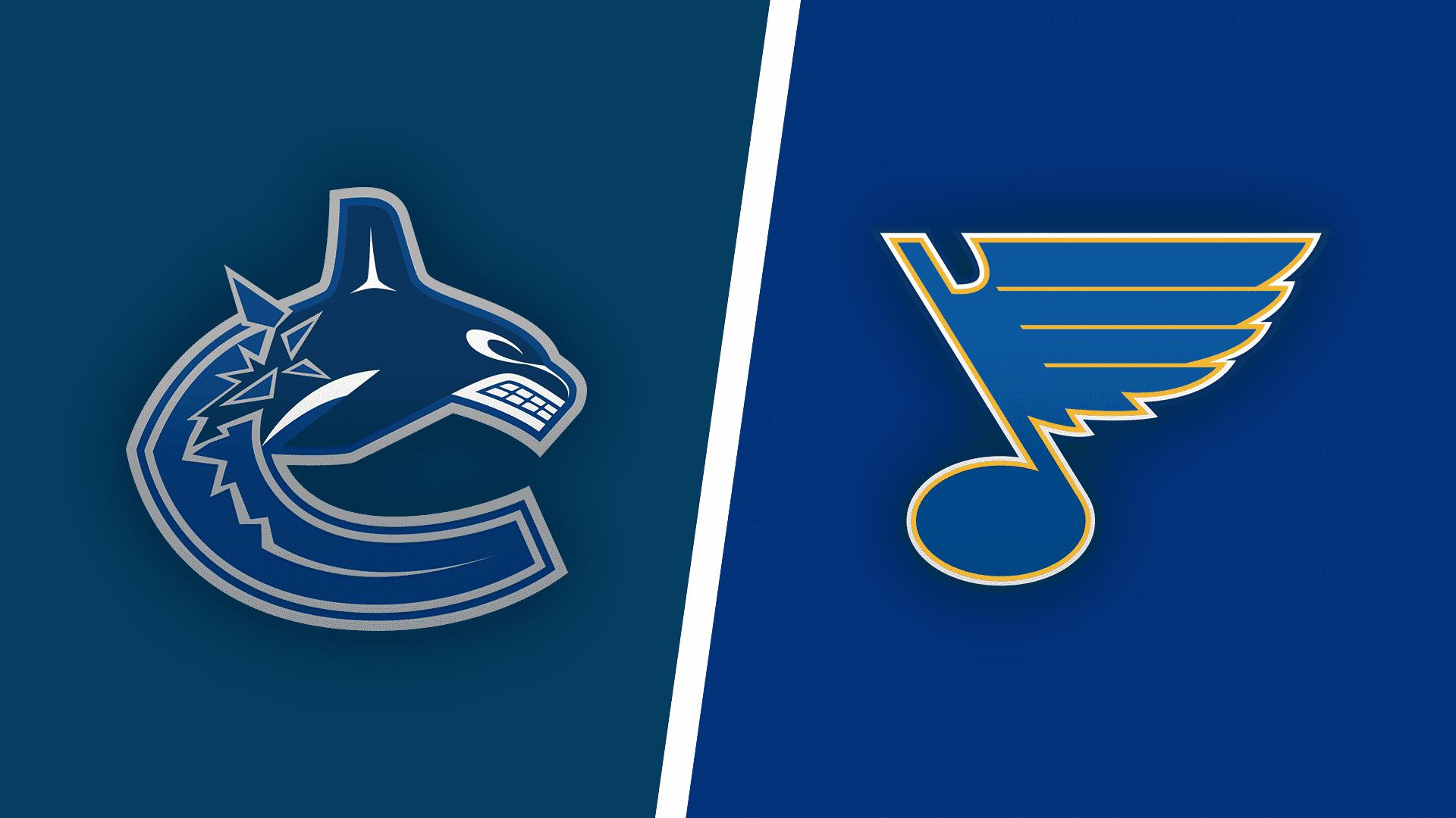 St. Louis Blues vs. Vancouver Canucks – Pick, Odds & Prediction – 8/21/20