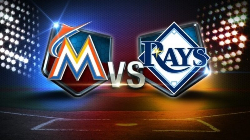 Tampa Bay Rays At Miami Marlins Mlb Odds Preview Prediction 08 28 20