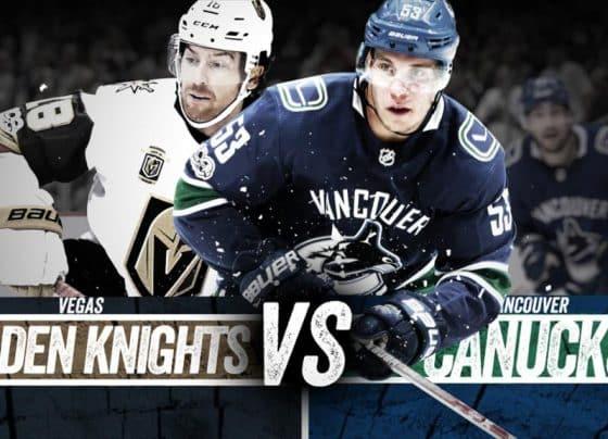 Vancouver Canucks vs. Vegas Golden Knights
