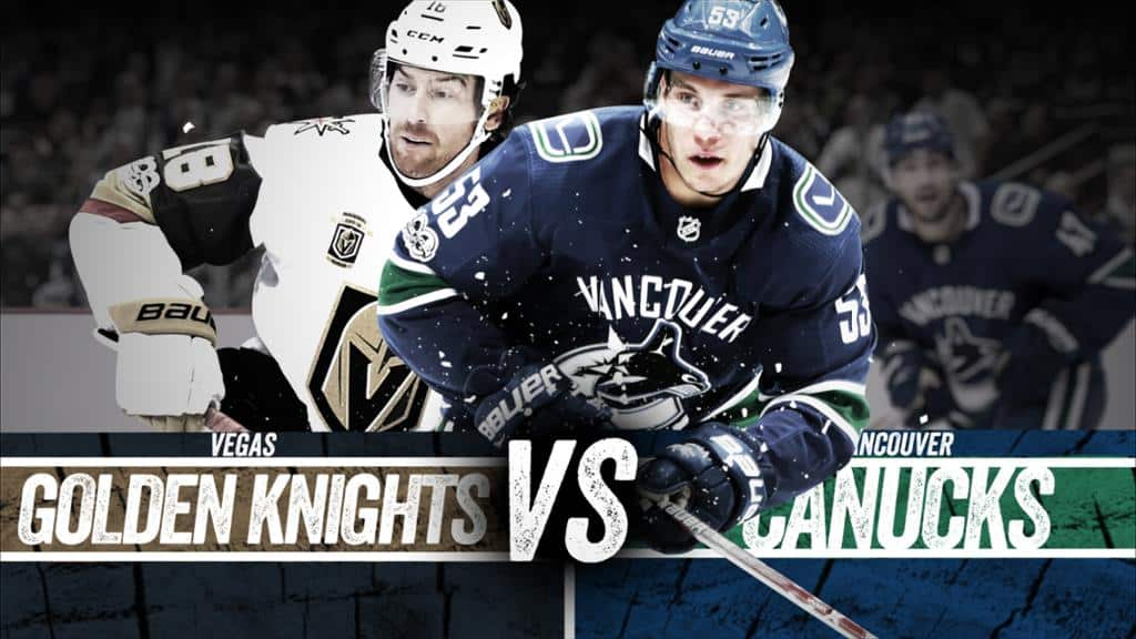 Vancouver Canucks vs. Vegas Golden Knights – Pick, Odds & Prediction – 8/23/20