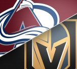 Vegas Golden Knights vs. Colorado Avalanche