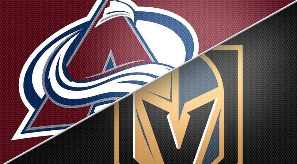 Vegas Golden Knights vs. Colorado Avalanche