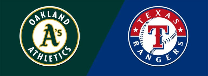 Oakland Athletics at Texas Rangers – MLB Odds, Preview & Prediction – 08/27/20