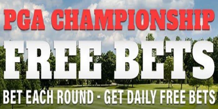 PGA Championship Free Live Bets – PlaySugarHouse Sportsbook Promo Offer