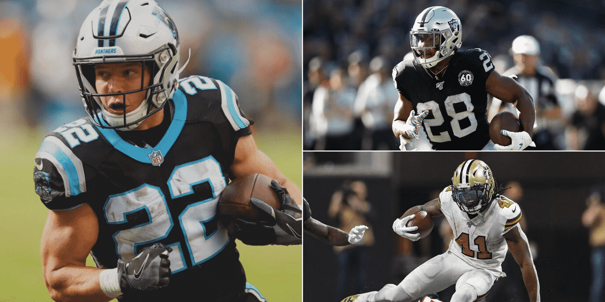 2020 NFL Odds On Who Will Be This Season's Rushing Champ
