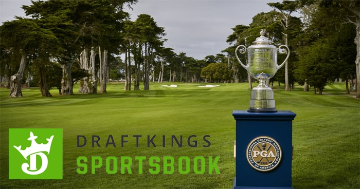 PGA Championship Profit Boosts – DraftKings Sportsbook Promo Offer