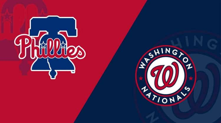 Philadelphia Phillies at Washington Nationals – MLB Odds, Preview & Prediction – 08/27/20