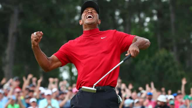 Tiger Woods PGA Championship DraftKings Sportsbook Odds Boost Promotion
