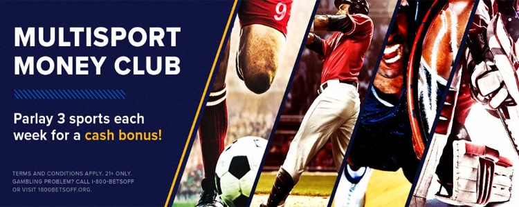 Five William Hill Sportsbook Promo Offers for This Week