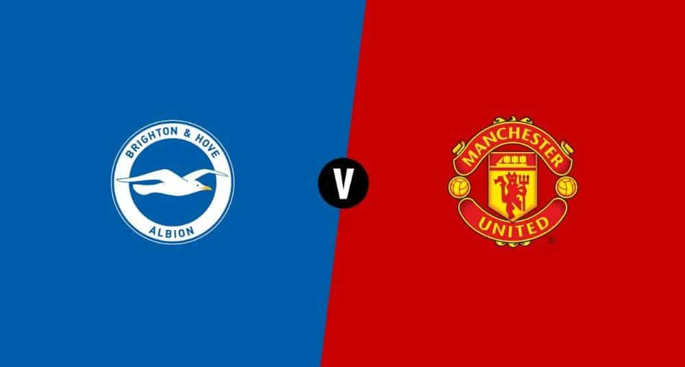 Brighton vs. Manchester United