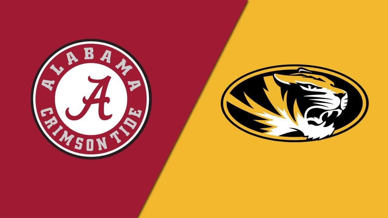 Alabama at Missouri – Odds, Pick & Prediction – 09/26/20
