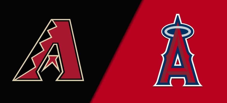 Arizona Diamondbacks at Los Angeles Angels