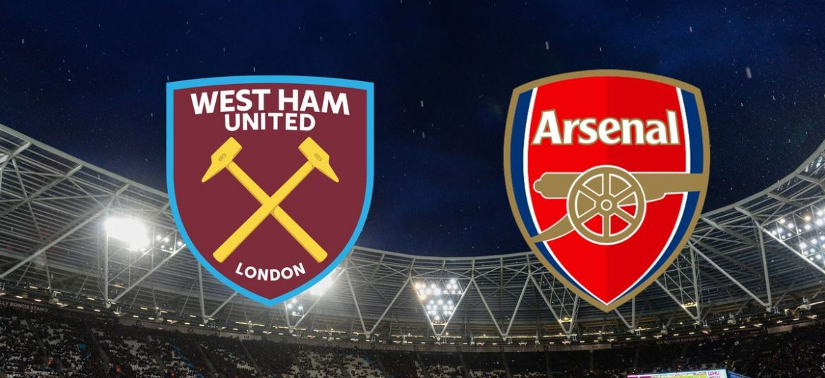 Arsenal vs. West Ham