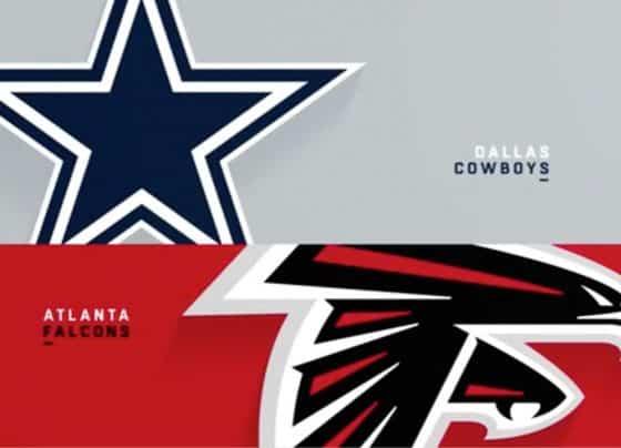 Atlanta Falcons vs Dallas Cowboys