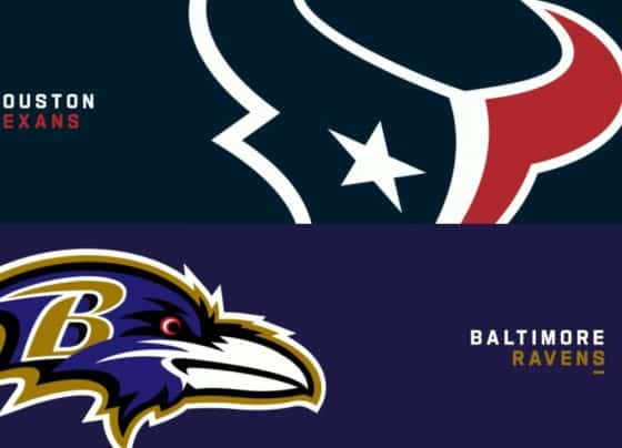 Baltimore Ravens vs Houston Texans