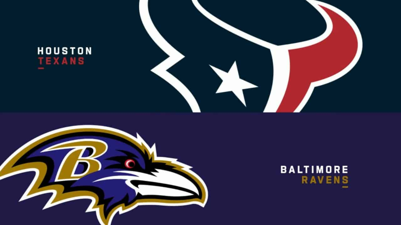 Baltimore Ravens at Houston Texans – NFL Week 2 Odds, Pick & Prediction