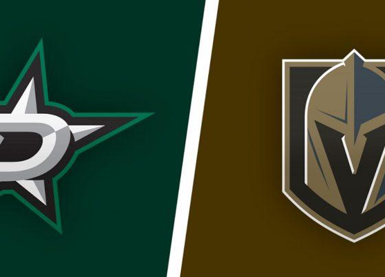 Dallas Stars vs Vegas Golden Knights