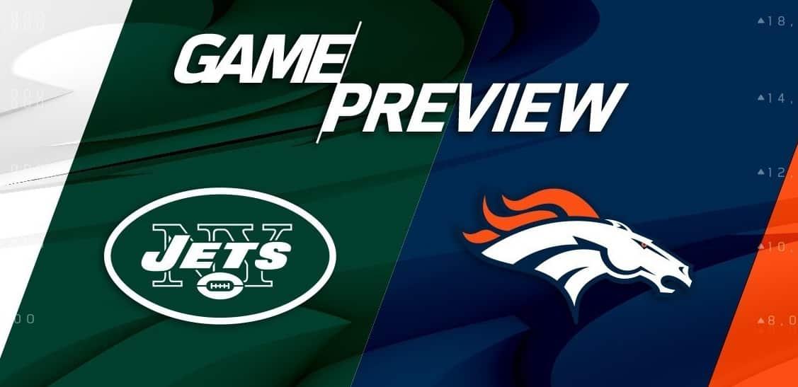 Denver Broncos At New York Jets Thursday Night Football Odds Pick Prediction