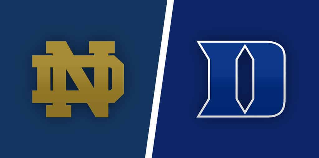 Duke at Notre Dame – Odds, Pick & Prediction – 09/12/20