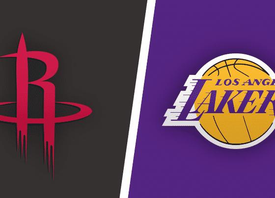 Houston Rockets vs. Los Angeles Lakers