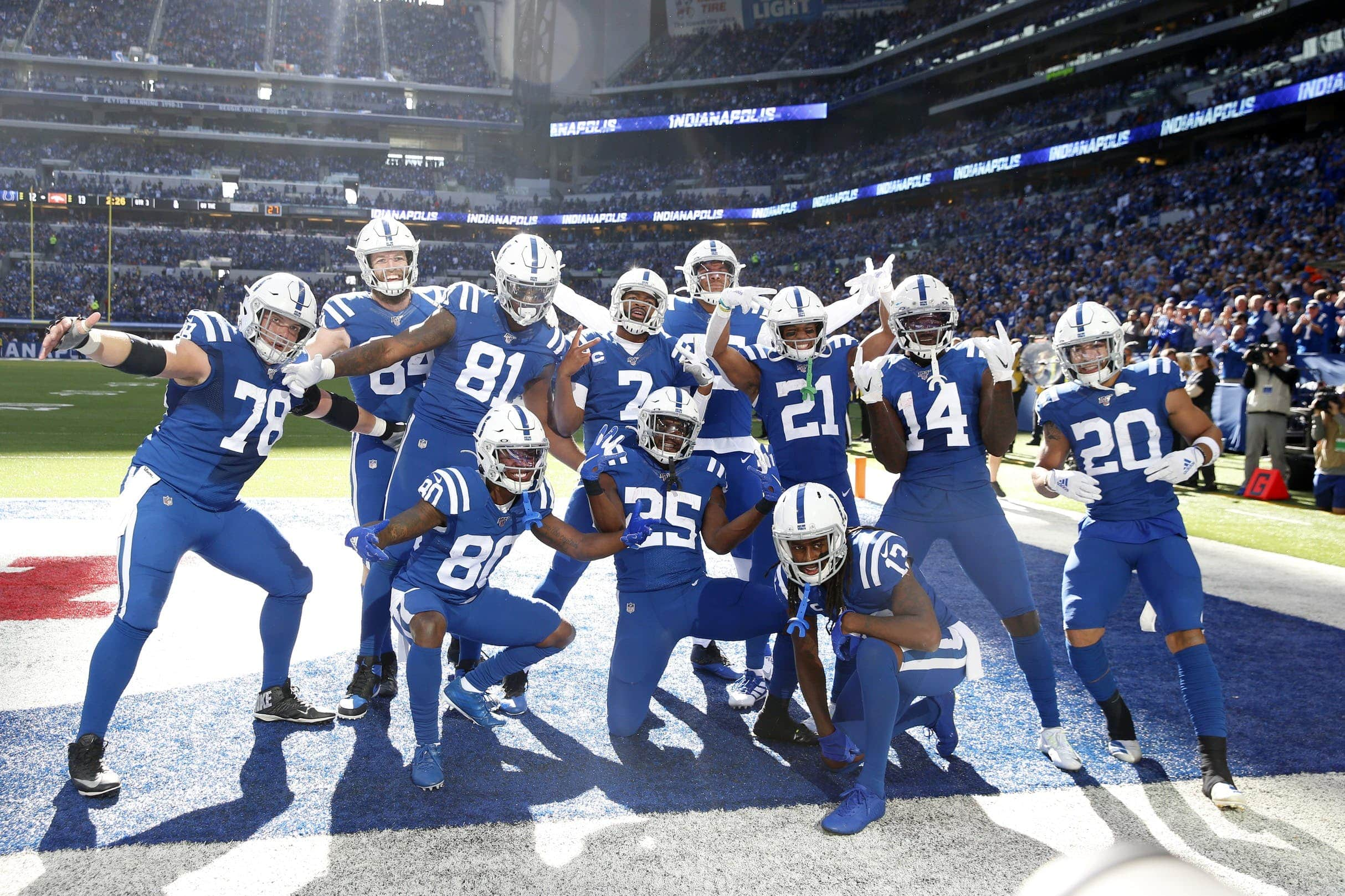 Three Indianapolis Colts Bets That May Be Too Good To Pass Up At PointsBet