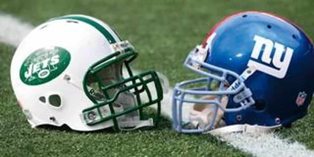 Odds On New York Jets or New York Giants Going Winless This Season