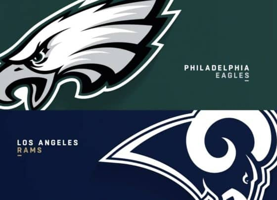 Los Angeles Rams at Philadelphia Eagles