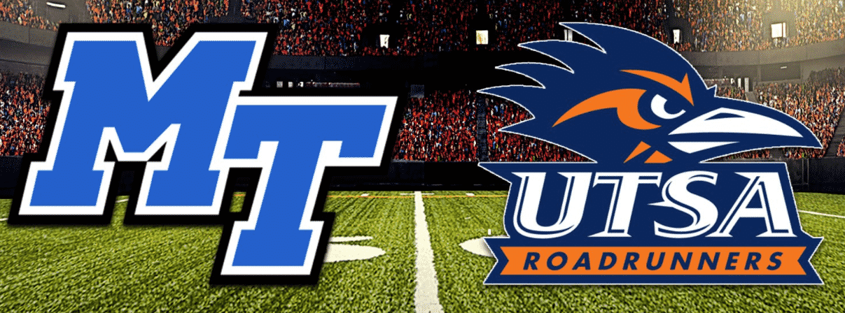 Middle Tennessee State at UTSA – Odds, Pick & Prediction – 09/25/20